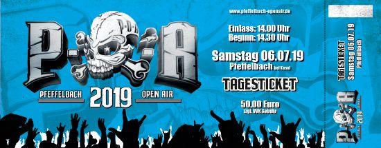 POA Pfeffelbach, Tagesticket Samstag, 06.07.2019