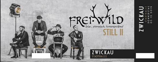 Frei.Wild, 05.12.2019 - STILL II Tour, Zwickau [DE], Stadthalle