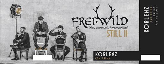 Frei.Wild, 06.12.2019 - STILL II Tour, Koblenz [DE], CGM Arena
